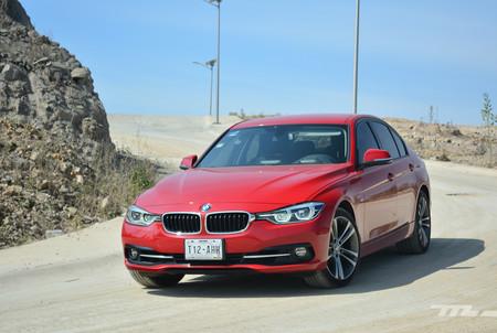BMW 318i, a prueba: así van tres cilindros en un sedán de lujo