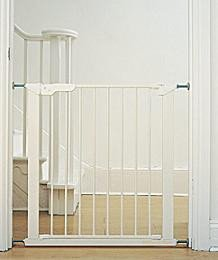 Elegir la barrera de seguridad adecuada para tu hijo - Barrera escalera ninos ...