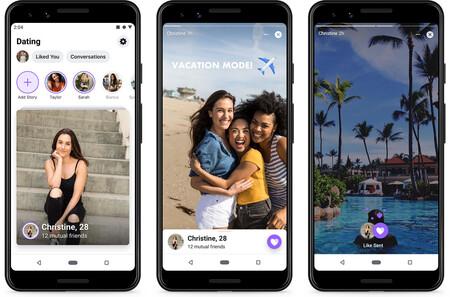 Dating: la app de citas de Facebook ahora tendrá chats de audio y ampliará las zonas donde buscar coincidencias