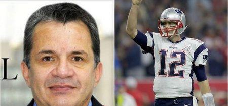 El increíble (y vergonzoso) caso del robo del jersey de Tom Brady a manos de un periodista mexicano