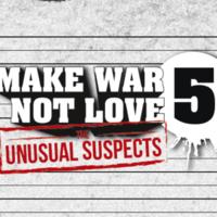 SEGA anuncia la 5ª edición de Make War Not Love, su evento anti-San valentin en el que todos ganamos