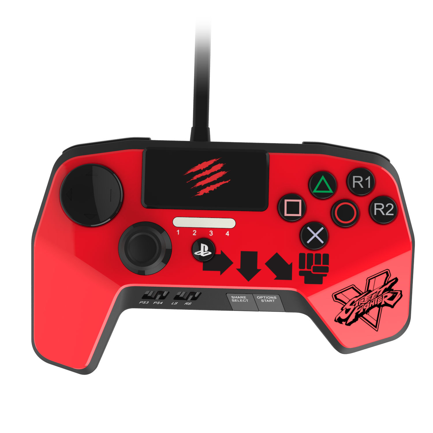 Foto de Mad Catz, Street Fighter V (1/8)