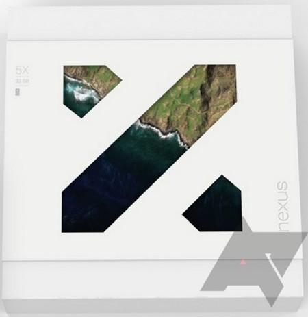 Nexus 5x Lg Caja