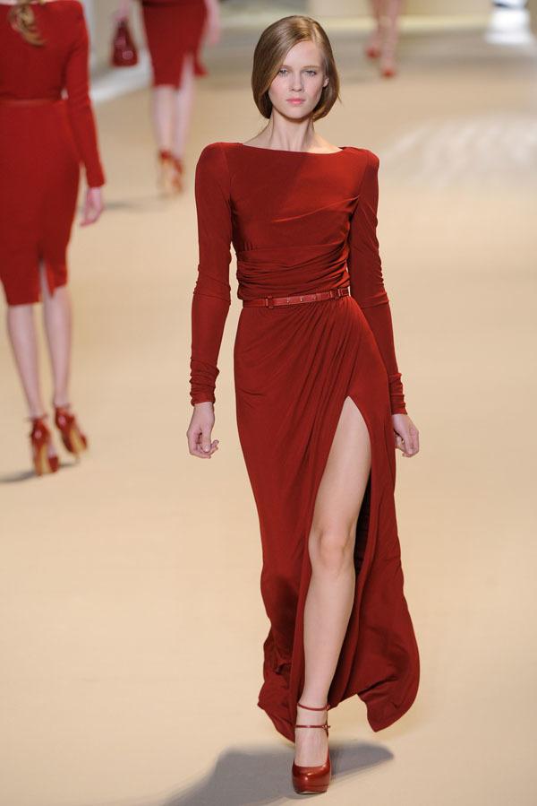 Foto de Elie Saab Otoño-Invierno 2011/2012 en la Semana de la Moda de París: la alfombra roja espera (6/32)