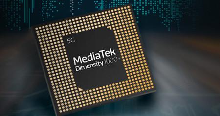 Así es el nuevo Dimensity 1000+ de MediaTek: 5G y soporte para pantallas de 144Hz