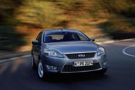 El Ford Mondeo estrena nuevo motor 2.3 Duratec de 160 CV