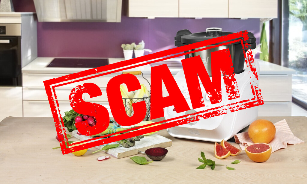 No, Lidl no está ofreciendo a sus clientes un robot de cocina por dos euros: es una campaña de phishing