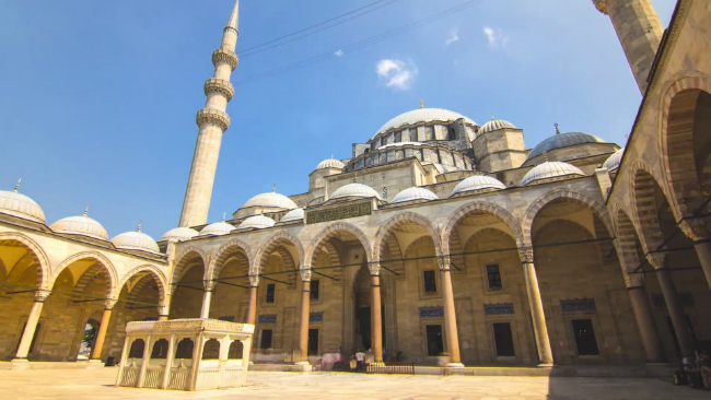 Videos inspiradores viaje a la costa turquesa de turqu a for Oficina turismo turquia