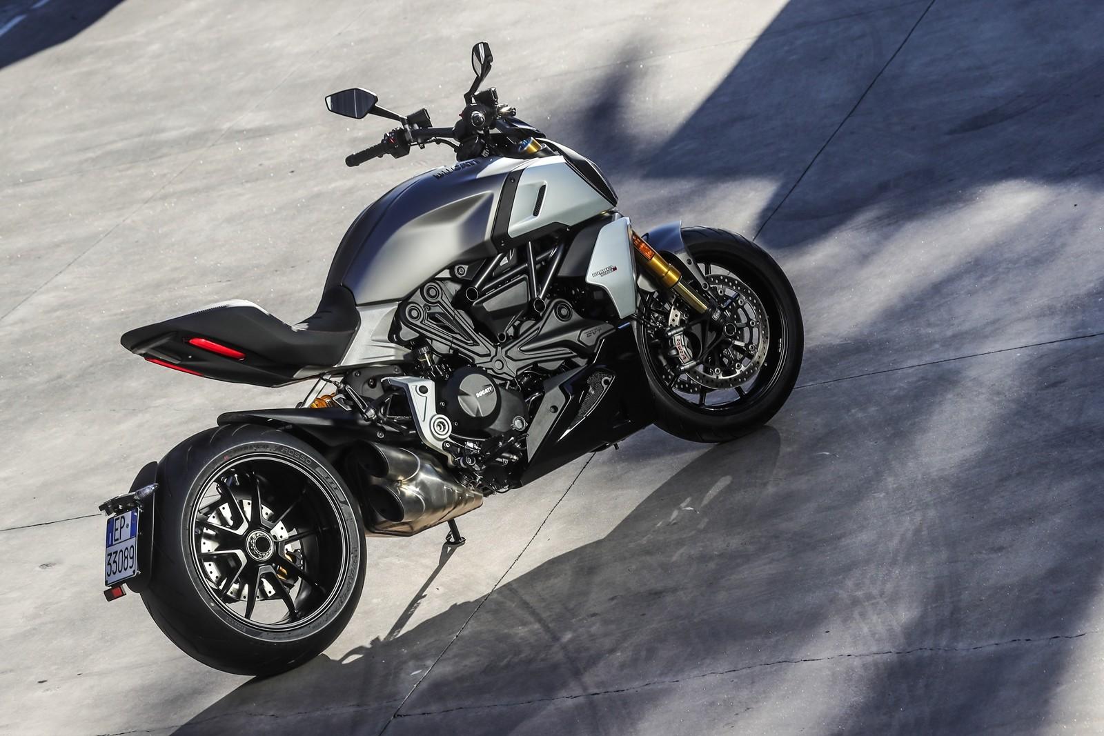 Foto de Ducati Diavel 1260 S 2019, prueba (20/59)