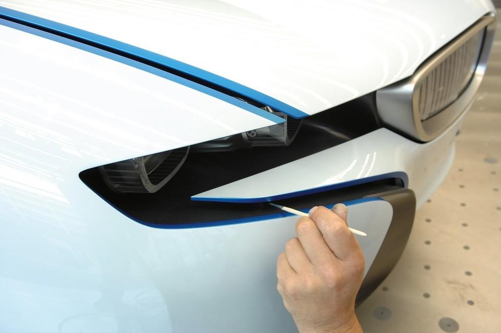 Foto de BMW Vision EfficientDynamics 2009 (34/92)