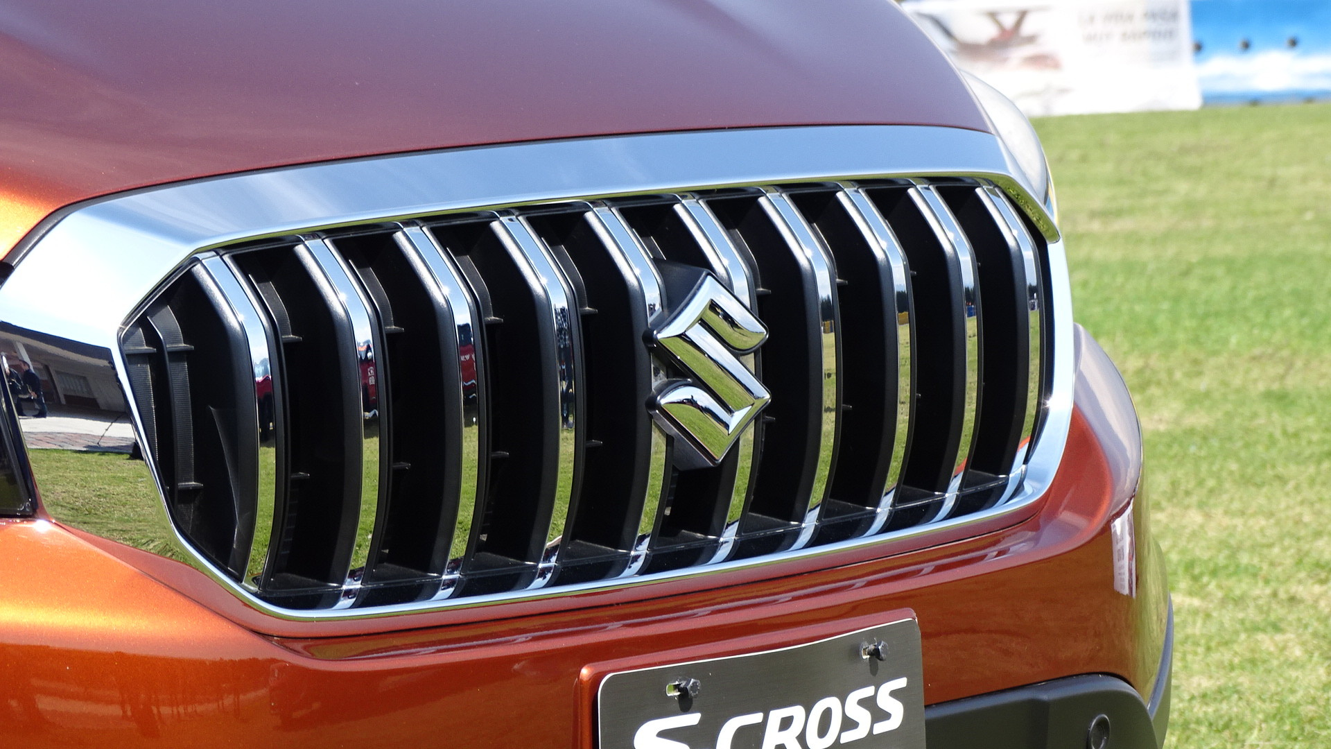 Foto de Suzuki S-Cross turbo 2017 (1/13)