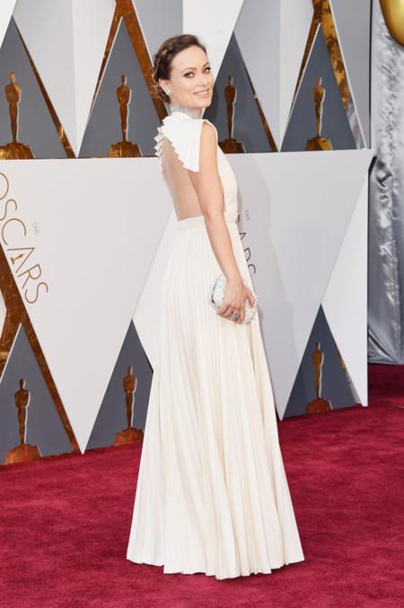 Olivia Wilde Valentino Haute Couture Oscar 2016 2