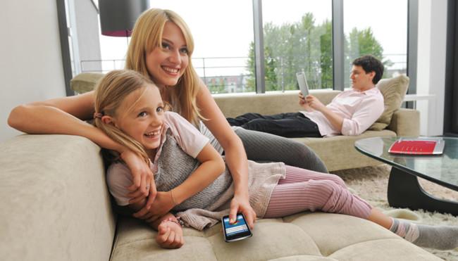 Smartphones y tablets compartidos