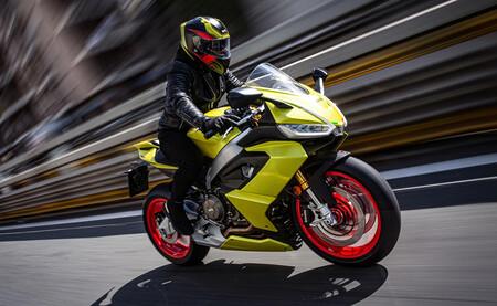 La Aprilia RS 660 ya tiene precio: una moto deportiva con 100 CV y mucho pedigrí por 11.350 euros
