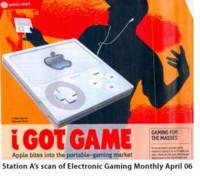 ¿Se está preparando Apple para introducirse en el mercado de los videojuegos?