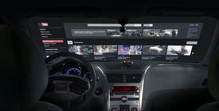 CarTube, el coche con el que ver vídeos mientras conduces