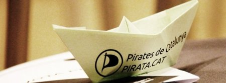 Los Piratas abren un portal de descargas de libros de texto