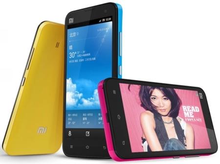 Xiaomi Mi2 entra en la cadena de producción el 22 de septiembre y amplia su memoria interna