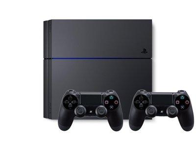 PlayStation 4 Slim de 500GB con 2 mandos DualShock 4, en negro o blanco, por 249 euros