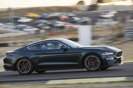 24 Horas Ford 2019 Mustang