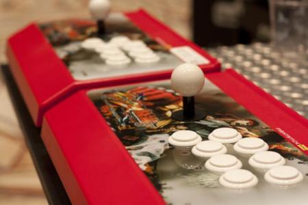 Arcade Street Fighter
