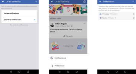 Como Desactivar Memorias Facebook