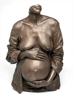 Wrightson & Platt: los momentos más hermosos convertidos en esculturas