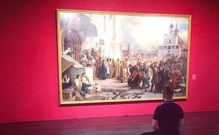 ¿Cómo es la Colección del Museo Ruso en Málaga?