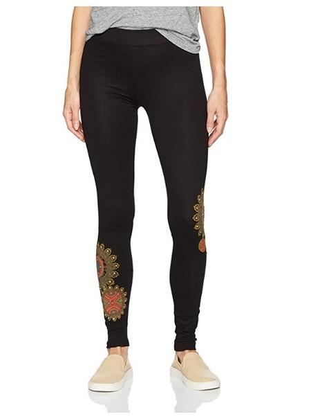 Los leggings para mujer Desigual Donovan pueden ser nuestros desde 14,42 euros en Amazon