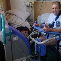 Un tributo a enfermeras y doctores quienes ayudan a nuestros pilotos caídos