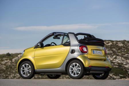 Smart fortwo cabrio 2016, toma de contacto
