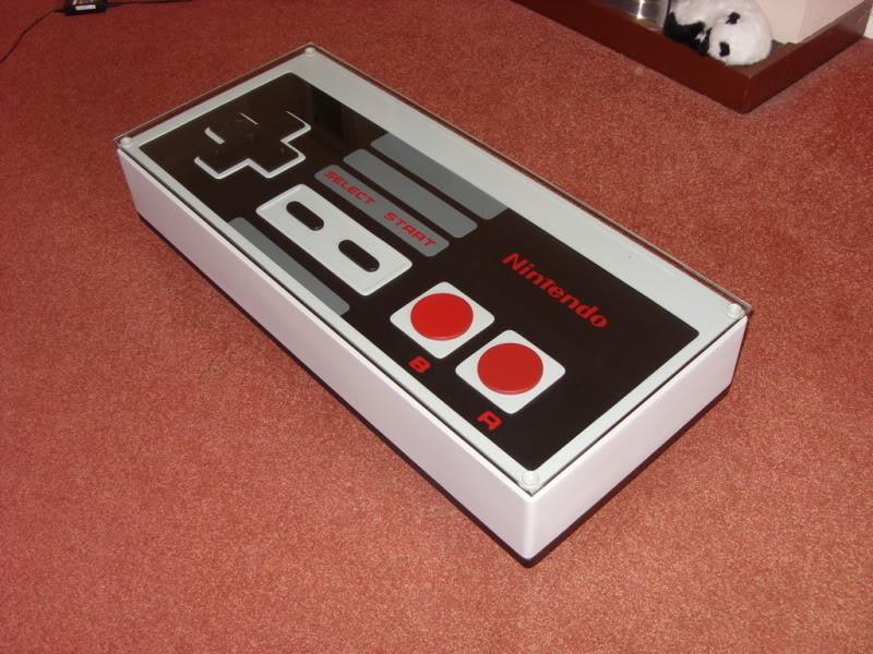 Mesa Nintendo