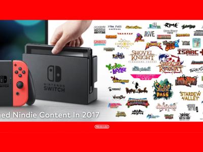 Nintendo prepara para este miércoles un nuevo Nindies Showcase dedicado a Nintendo Switch