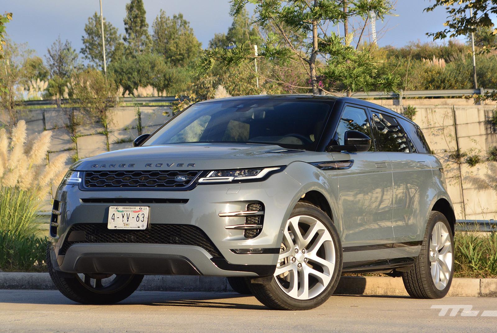 Foto de Range Rover Evoque 2020 (prueba) (3/21)