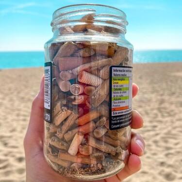 La Greta Thumberg de TikTok, así ha movilizado a miles de personas en todo el mundo para recoger basura de la playa