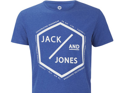 Dos camisetas de Jack&Jones por 12 euros en Zavvi con envío gratuito