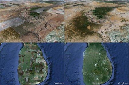 Google Earth 6.2 se pone a la par de la versión web con rutas, integración con Google+ e imágenes actualizadas