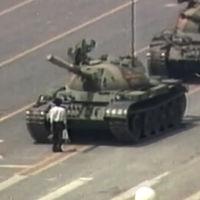 Se cumplen 30 años de la matanza de Tiananmen y de una de las imágenes más icónicas de la historia reciente
