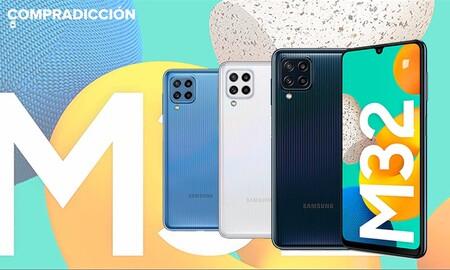 En precompra en exclusiva en Amazon, el Samsung Galaxy M32 cuesta 50 euros menos. Estrena smartphone por 279 euros