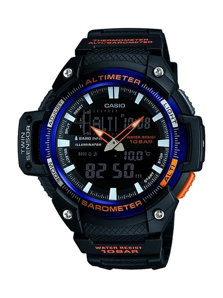 b65abde8e217 Reloj Casio con altímetro y barómetro por 61
