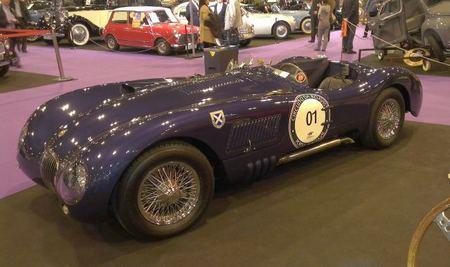 Jaguar en ClassicAuto Madrid 2013