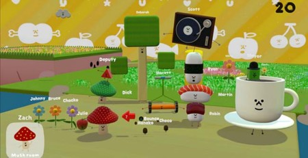 El adorable Wattam muestra su tráiler de E3 2015