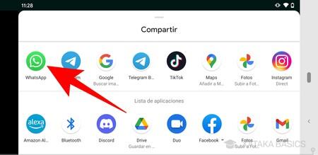 Compartir En Whatsapp