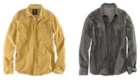Material selecto pana en H&M