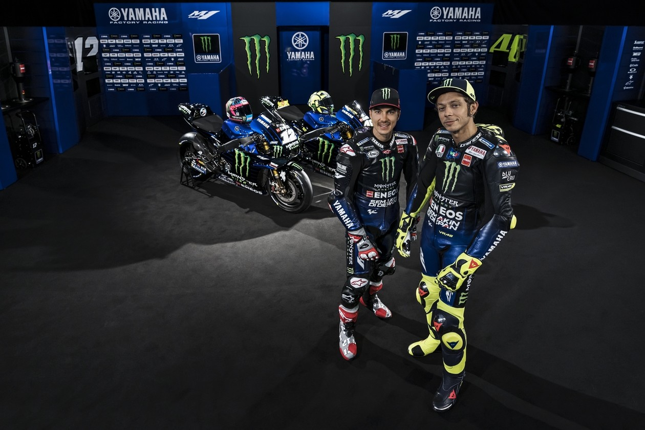 Foto de Monster Energy Yamaha MotoGP 2019 (55/65)