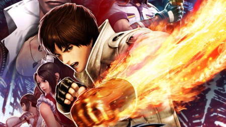 Combos, explosiones y cascoporros:  aquí tienes hora y media de gameplay de King of Fighters XIV