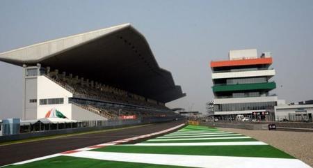 Confirmado. El Gran Premio de la India está fuera del calendario 2014
