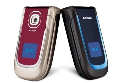 Nokia 2630 y Nokia 2760