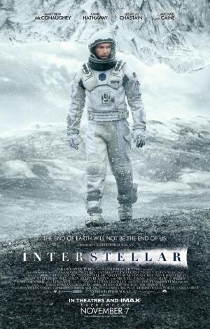 Interstellar Poster Internacional