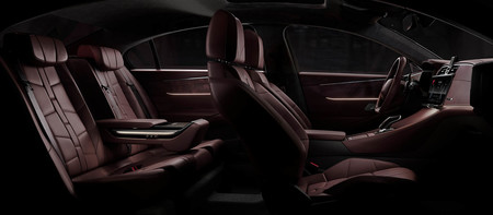 DS 9 híbrido enchufable asientos